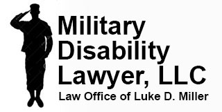 Military Disability Lawyer, LLC | Attorney Luke D. Miller